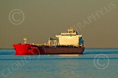 COTS 00004 Civilian oil tanker POLISTA LADY, by John G  Lomba