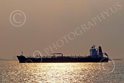 COTS 00003 An anchored civilian oil tanker, by John G  Lomba