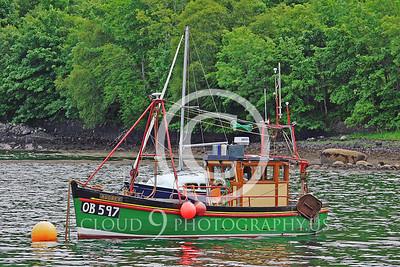 Fishing Boat 00001 by Tony Fairey