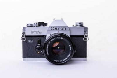 Canon FTb 1971