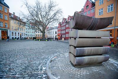 Copenhagen historic buildings