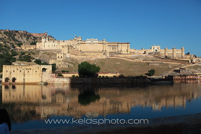 Jaipur and Amber Fort