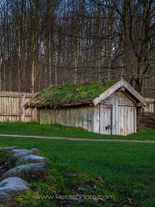 Vikingelandsbyen i Risby