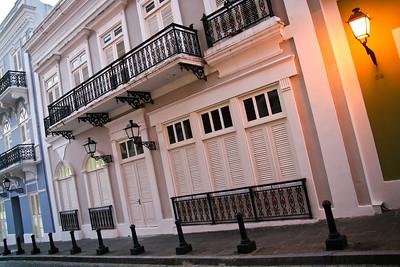 San Juan Streetscape