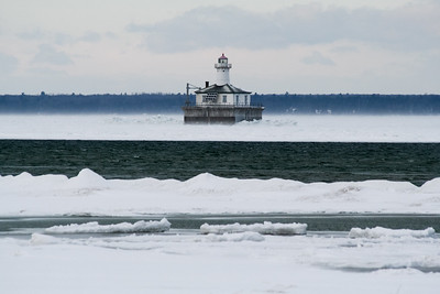 Lighthouse Point, Frozen