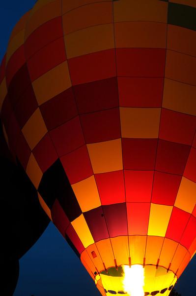 2011 Howell Balloon Festival