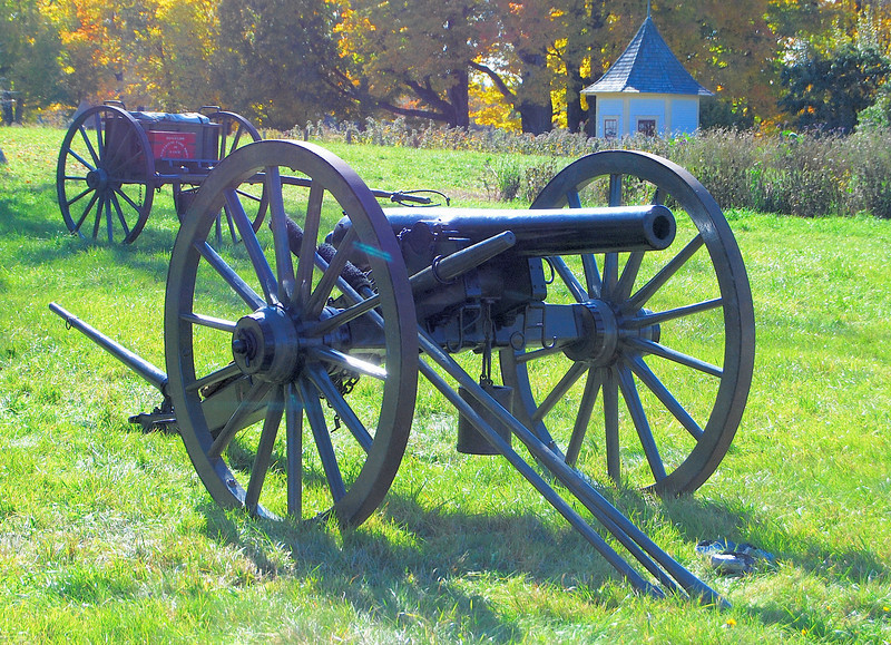 Working 1865 cannon #29