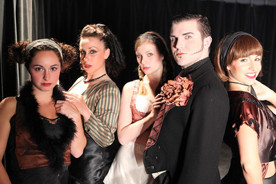 Cabaret Publicity Shot