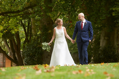 Claire & Ross - Eastington Park