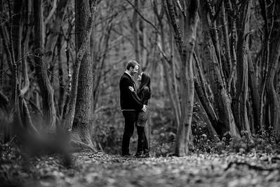 Claire & Steven Pre Wedding Shoot