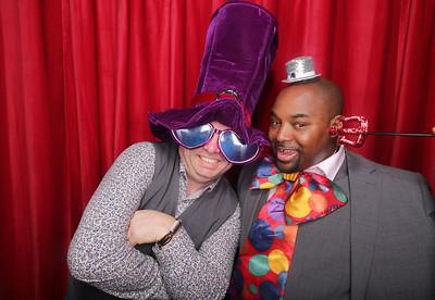 Mr & Mrs Tarver Photobooth Photos
