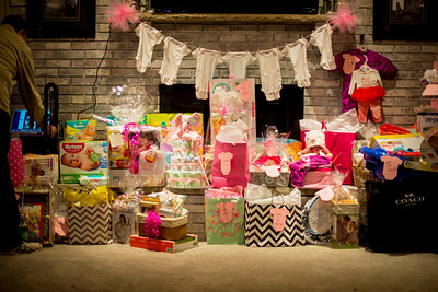 Claire's Baby Shower