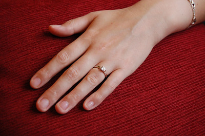 The Ring On - Red (2)