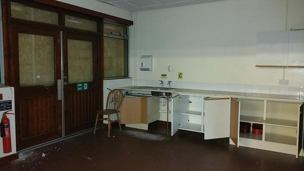 Lab style classroom
