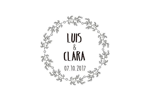 Clara & Luis - 7 octubre 2017