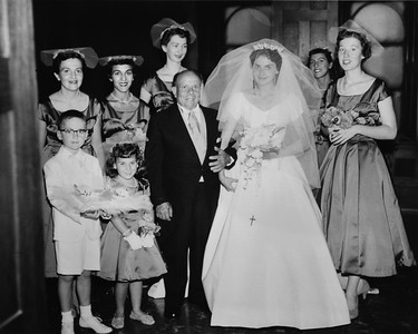 Clara and Paul Brennan wedding album