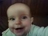 Clare big smile