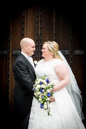 Clare & Luke's Wedding