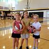 Girls basketball camp.