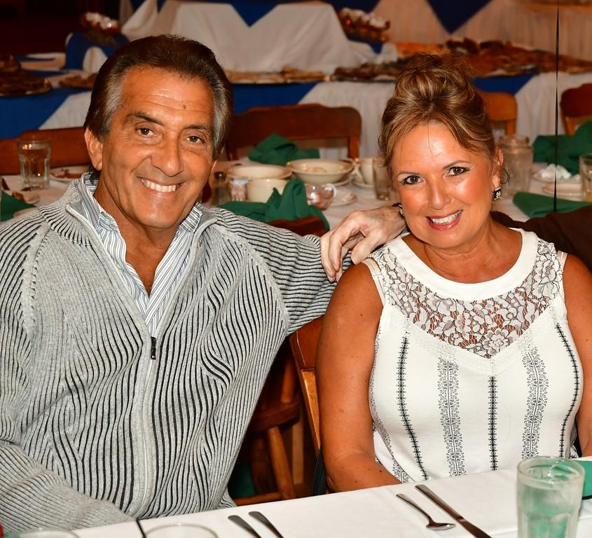 . Pat & Janet Benti. Sentinel & Enterprise / Jim Fay