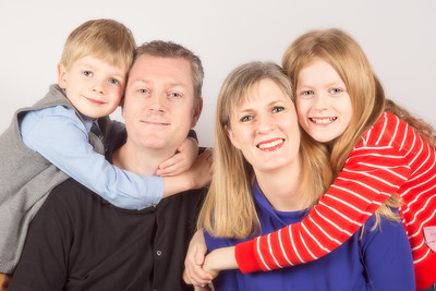 Clare's Family