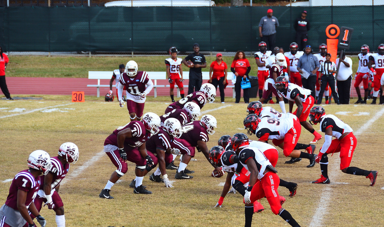 Clark Atlanta vs Moorehouse