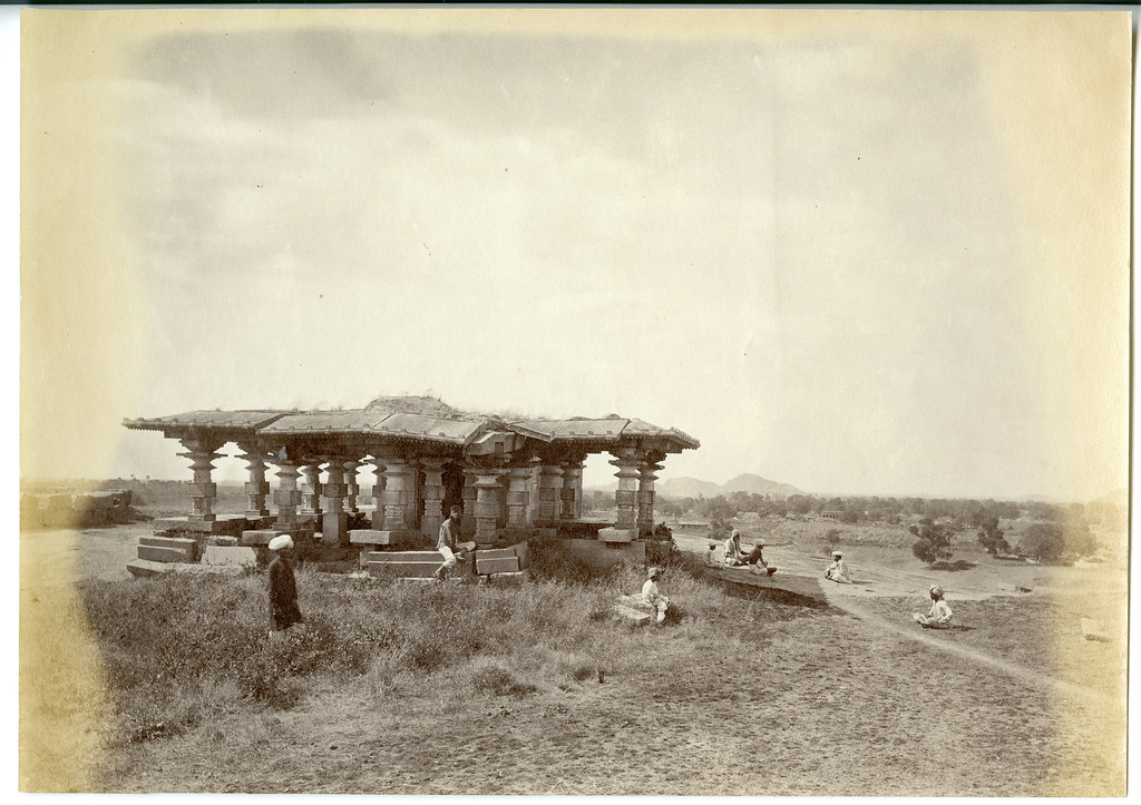 Warangal Temple Central India WW Hooper