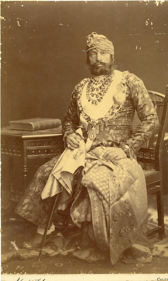 Maharaja of Jodhpur Jaswant Singh II