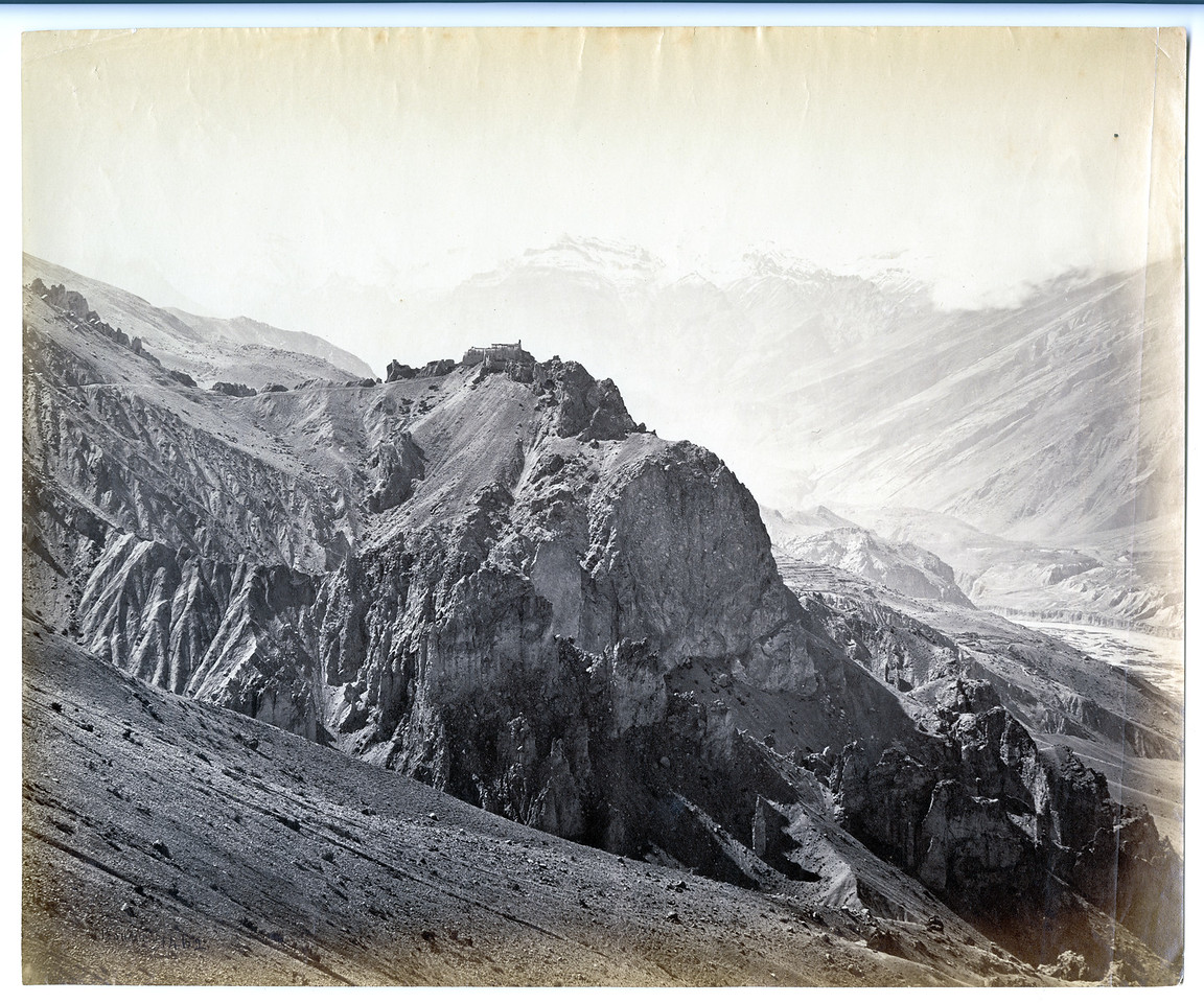Dunkar Himalayas Bourne #1462