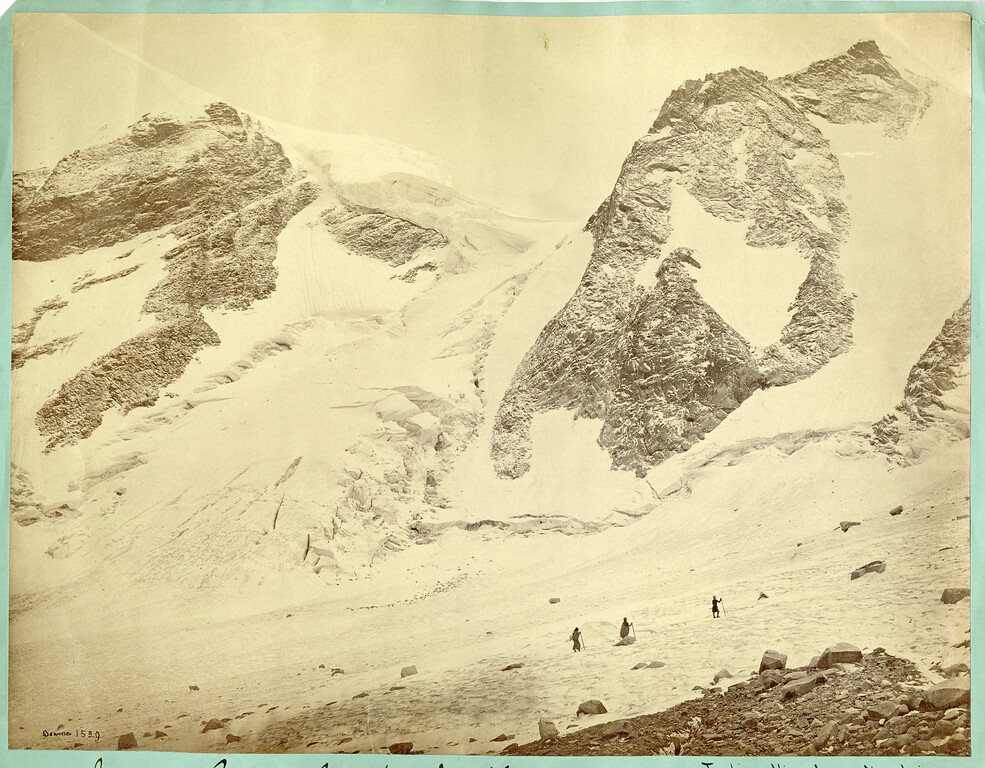 The Neela Pass Samuel Bourne