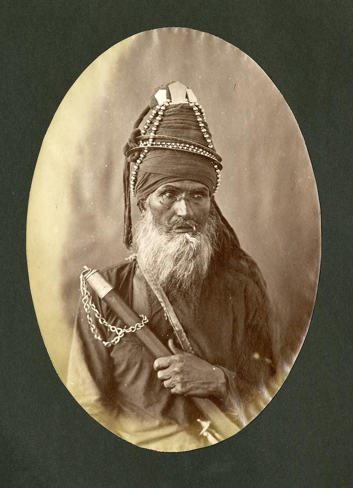 Sikh Akali Holy Warrior WW Hooper