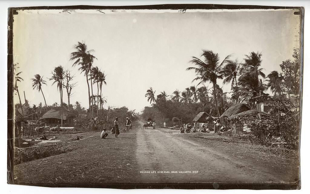 Grand Trunk Road Village Bengal Bourne