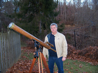Clark telescopes