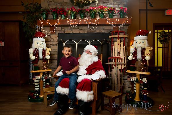 CTC Cookies with Santa 2017