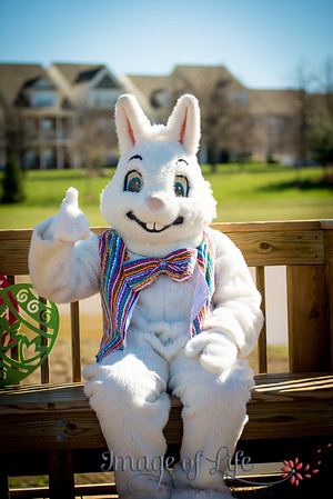 CTC Photo with Easter Bunny 2017