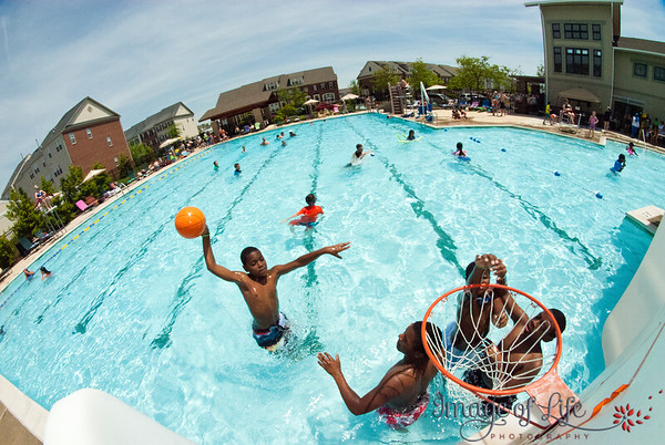 CTC Pool Opening Party 2014