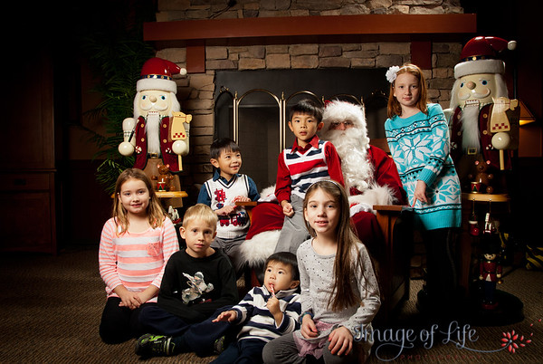 CTC Cookies & Hot Cocoa with Santa 2013