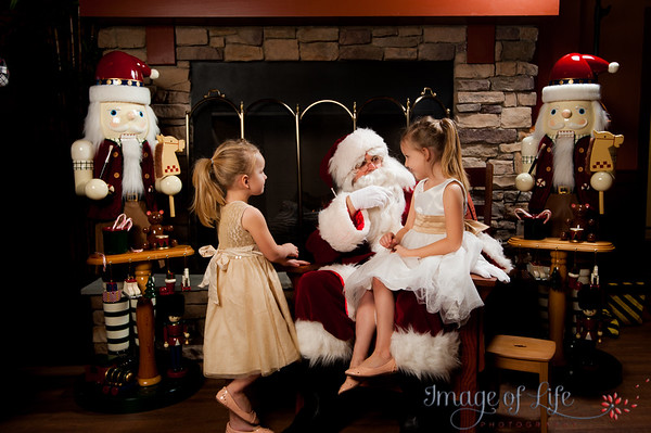 CTC Cookies & Hot Cocoa with Santa 2014