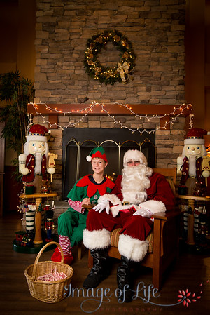CTC Cookies & Hot Cocoa with Santa 2015