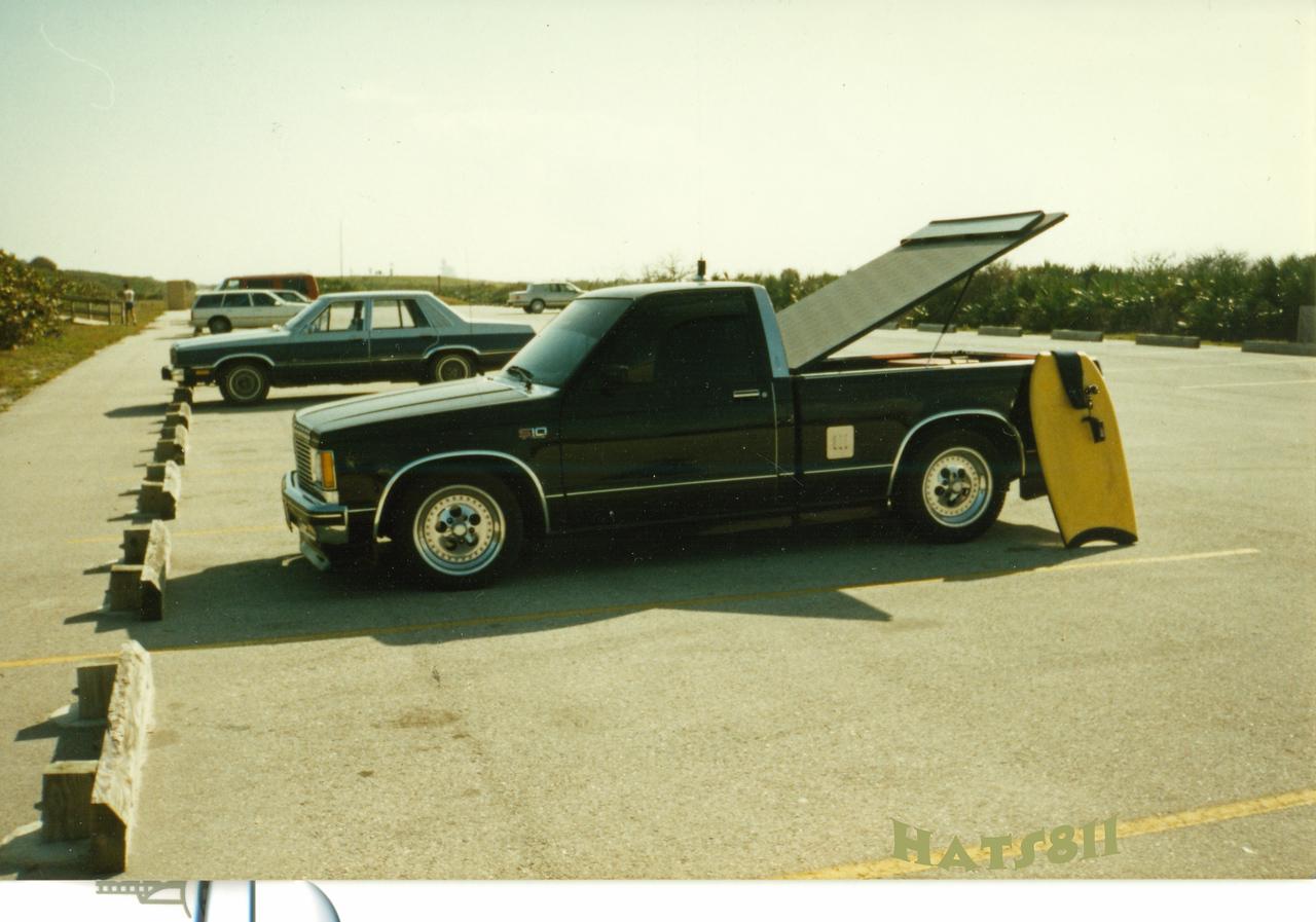 My 87 S-10 Playalinda 1987