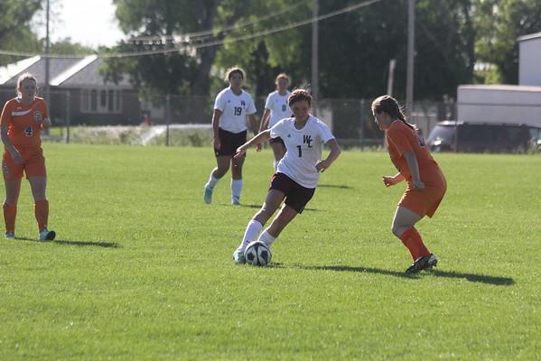 Class 1A Region 1 girls' soccer