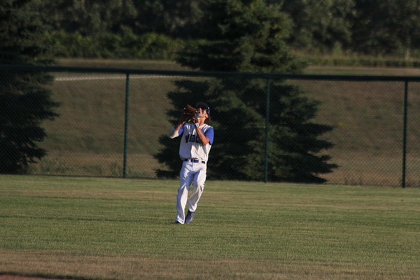 Class 2A District 2 baseball tournaments: West Lyon at E-LC 7-15-17