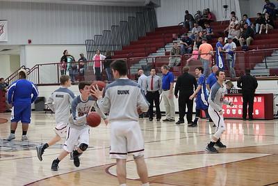 Oklahoma Union Class 2A District Tournament 2016
