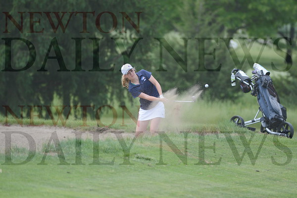 Class 2A Girls State Golf Reed-Underwood 5-29-18