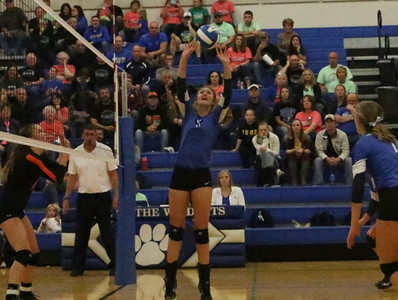 Class 2A Region 1 VOLLEYBALL TOURNAMENTS: West Lyon vs. Rock Valley 2016