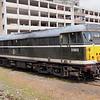 Class 31 ex D5613 at Bristol TM