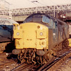 37084 at London Liverpool St on 23rd Novermber 1983