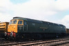 47 484 <br /> <br /> Location: Westbury Depot Open day <br /> <br /> Date: 05-05-85