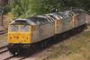Front - rear:  47810 / 828 / 813 <br /> <br /> Location Doncaster Works  <br /> <br /> Date 22 July 09
