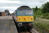 47 853 / 839 on rear  <br /> <br /> Location: Eaglescliffe<br /> <br /> Date: 14th June 2008 <br /> <br /> Working: 1Z26 15 21 York - Sunderland